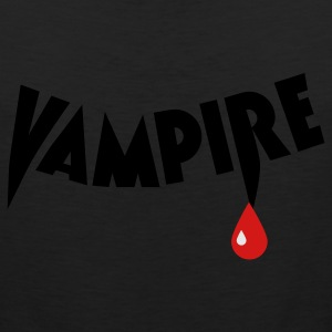 Typographical Vampire - Men's Premium Tank