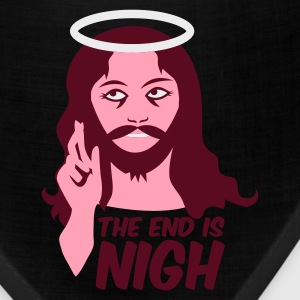 Gold the end is nigh T-Shirts - Bandana