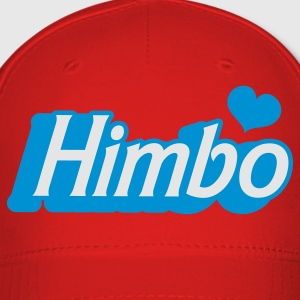 Gold himbo male bimbo T-Shirts - Baseball Cap