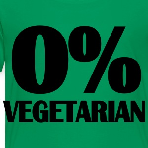 Kelly green Vegetarian - BBQ Kids' Shirts - Toddler Premium T-Shirt