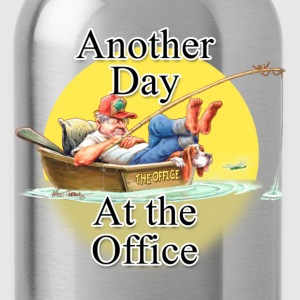 Sage Day at The Office T-Shirts - Water Bottle