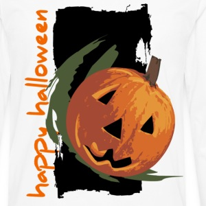 Halloween Pumpkin - Men's Premium Long Sleeve T-Shirt