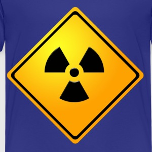 Childrens, Radioactive T-Shirt - Toddler Premium T-Shirt