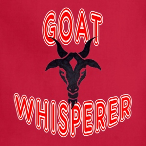 Yellow Goat Whisperer T-Shirts - Adjustable Apron