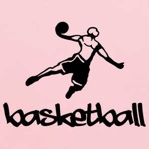 Gold Basketball T-Shirts - Kids' Hoodie