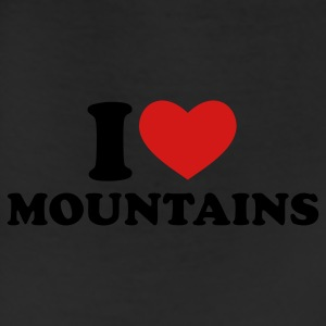 Natural I Love Mountains T-Shirts - Leggings