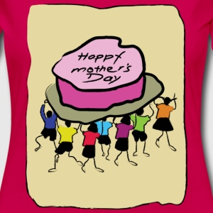 Happy Mothers Day - Women's Premium Long Sleeve T-Shirt