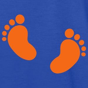 Baby feet T-Shirts - Women's Flowy Tank Top by Bella