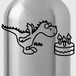Happy Birthday Little Dragon T-Shirts - Water Bottle