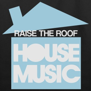 House Music - Eco-Friendly Cotton Tote