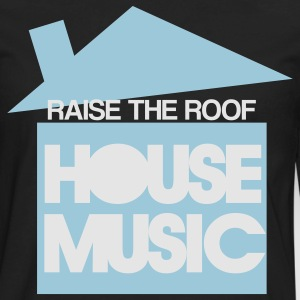 House Music - Men's Premium Long Sleeve T-Shirt