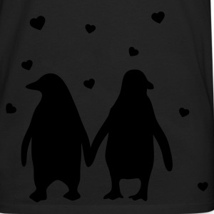 Penguins in love - love each other penguins T-Shirts - Men's Premium Long Sleeve T-Shirt