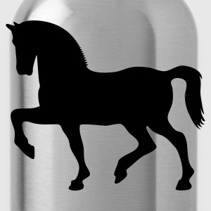 Horse Pony Riding Rider T-Shirts - Water Bottle