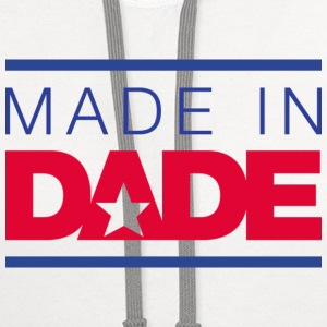 Made in Dade 3 T-shirt - Contrast Hoodie