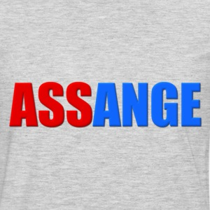 Assange Wikileaks T-Shirts - Men's Premium Long Sleeve T-Shirt