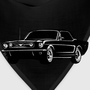 1966 Ford Mustang Coupe - Bandana