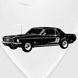 1967 Ford Mustang Coupe - Bandana