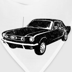 1965 Ford Mustang Coupe - Bandana