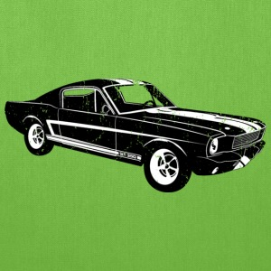 1965 Ford Mustang Shelby GT 350R - Tote Bag