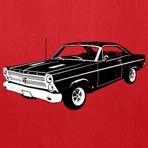 1966 Ford Fairlane GT 427 - Tote Bag
