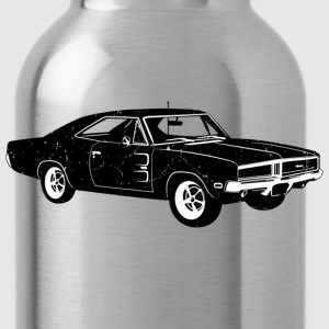 1969 Dodge Charger RT SE - Water Bottle