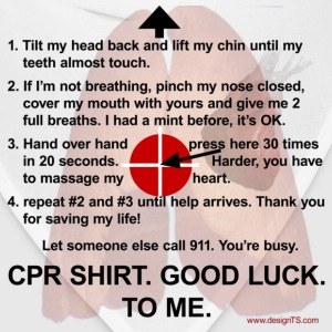 CPR Shirt #2 - Bandana