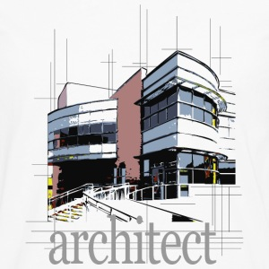 Architect - Men's Premium Long Sleeve T-Shirt
