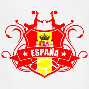 soccer spain espana - Adjustable Apron