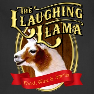 The Llaughing Llama Tavern T-Shirts - Adjustable Apron