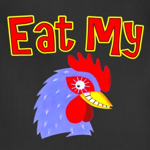 Black Eat My Cock T-Shirts - Adjustable Apron