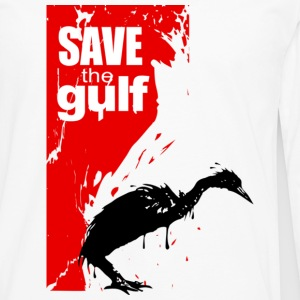 Save the Gulf - Men's Premium Long Sleeve T-Shirt