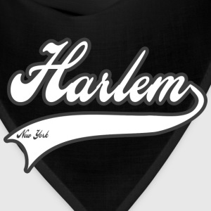 harlem new york T-Shirts - Bandana
