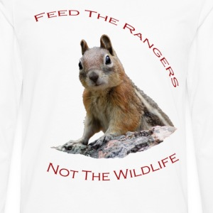 Feed The Rangers - Men's Premium Long Sleeve T-Shirt
