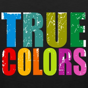 True Colors - Men's Premium Tank