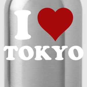 i heart tokyo T-Shirts - Water Bottle