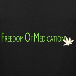 Freedom of Medication - Men's Premium Tank