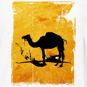 Camel - Men's Premium Long Sleeve T-Shirt