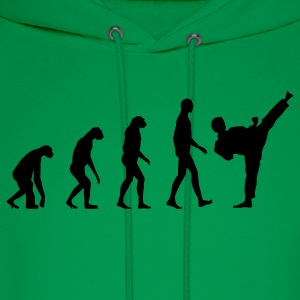 Evolution Material Arts T-Shirts - Men's Hoodie