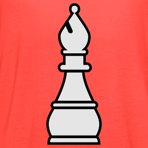 Chess Bishop T-Shirts - Women's Flowy Tank Top by Bella