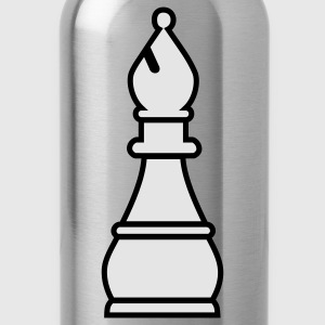 Chess Bishop T-Shirts - Water Bottle