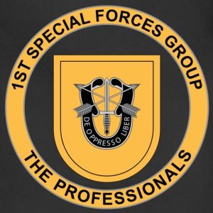 1st Special Forces Group - Adjustable Apron