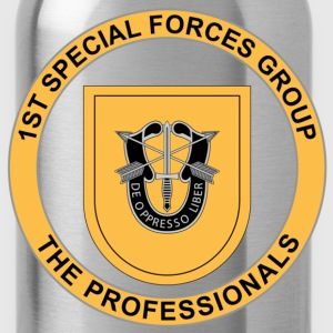 1st Special Forces Group - Water Bottle
