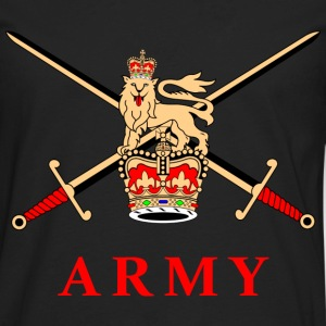 British Army - Men's Premium Long Sleeve T-Shirt