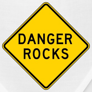 Danger Rocks - Bandana