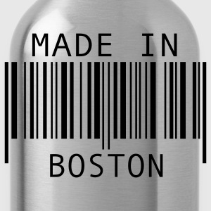 Turquoise Made in Boston Kids' Shirts - Water Bottle