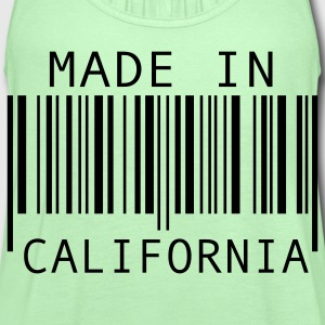 Sage Made in California T-Shirts - Women's Flowy Tank Top by Bella