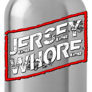 Black Jersey Shore Whore T-Shirts - Water Bottle