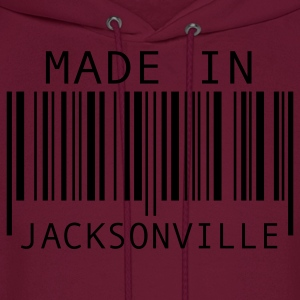 Made in Jacksonville T-Shirts - Men's Hoodie