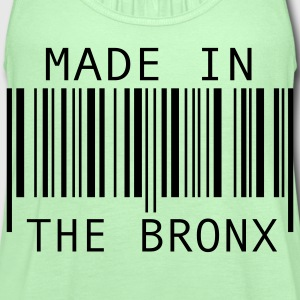 Kelly green Made in The Bronx Kids' Shirts - Women's Flowy Tank Top by Bella