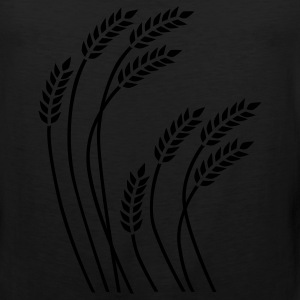 Wavy Wheat - Men's Premium Tank